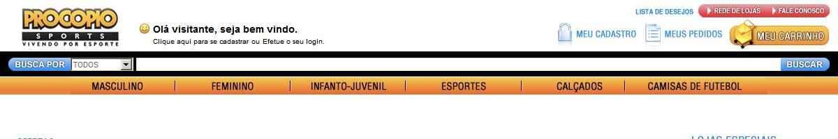 032029953 Horário de atendimento Procopio Sports Osasco